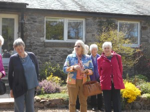 photo taken on our outing to Croftcat Garden near Aberfeldy.