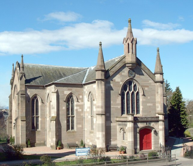 Kinnoull Parish Church