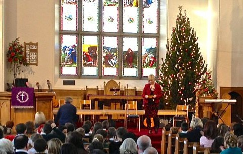 Church Christmas Event